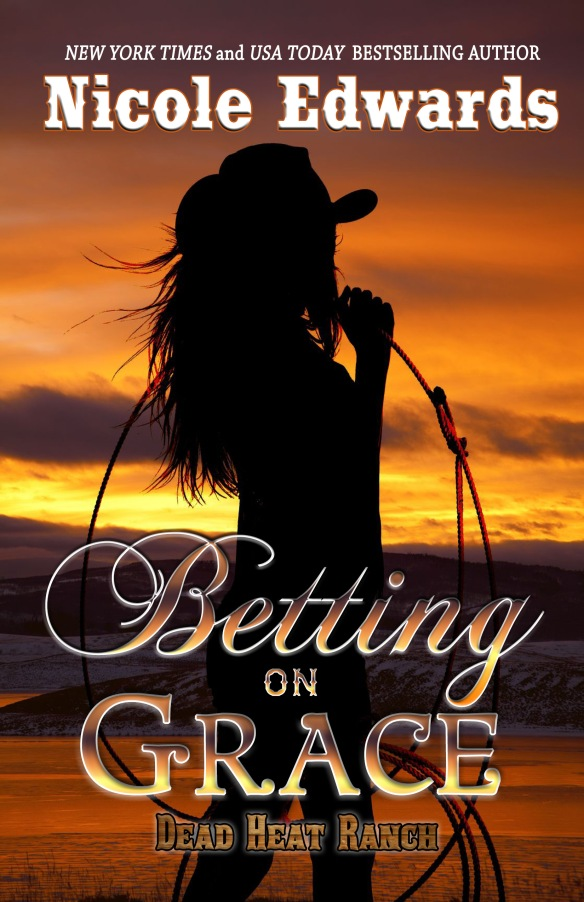 Betting on Grace front cover