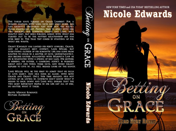 Betting on Grace full cover