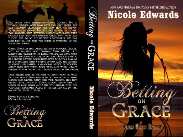 Betting on Grace full cover