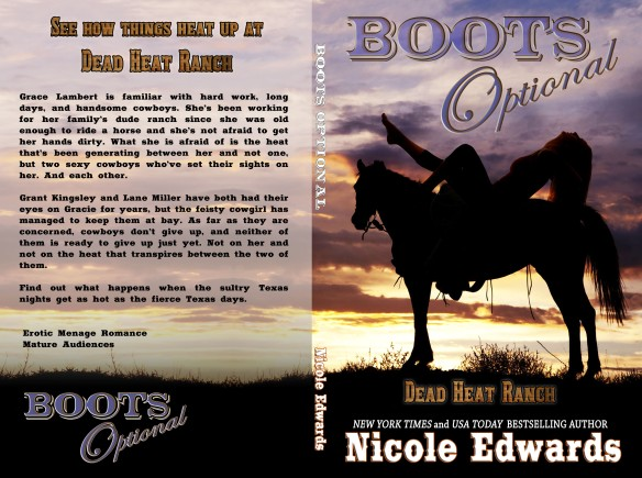 Boots Optional full cover