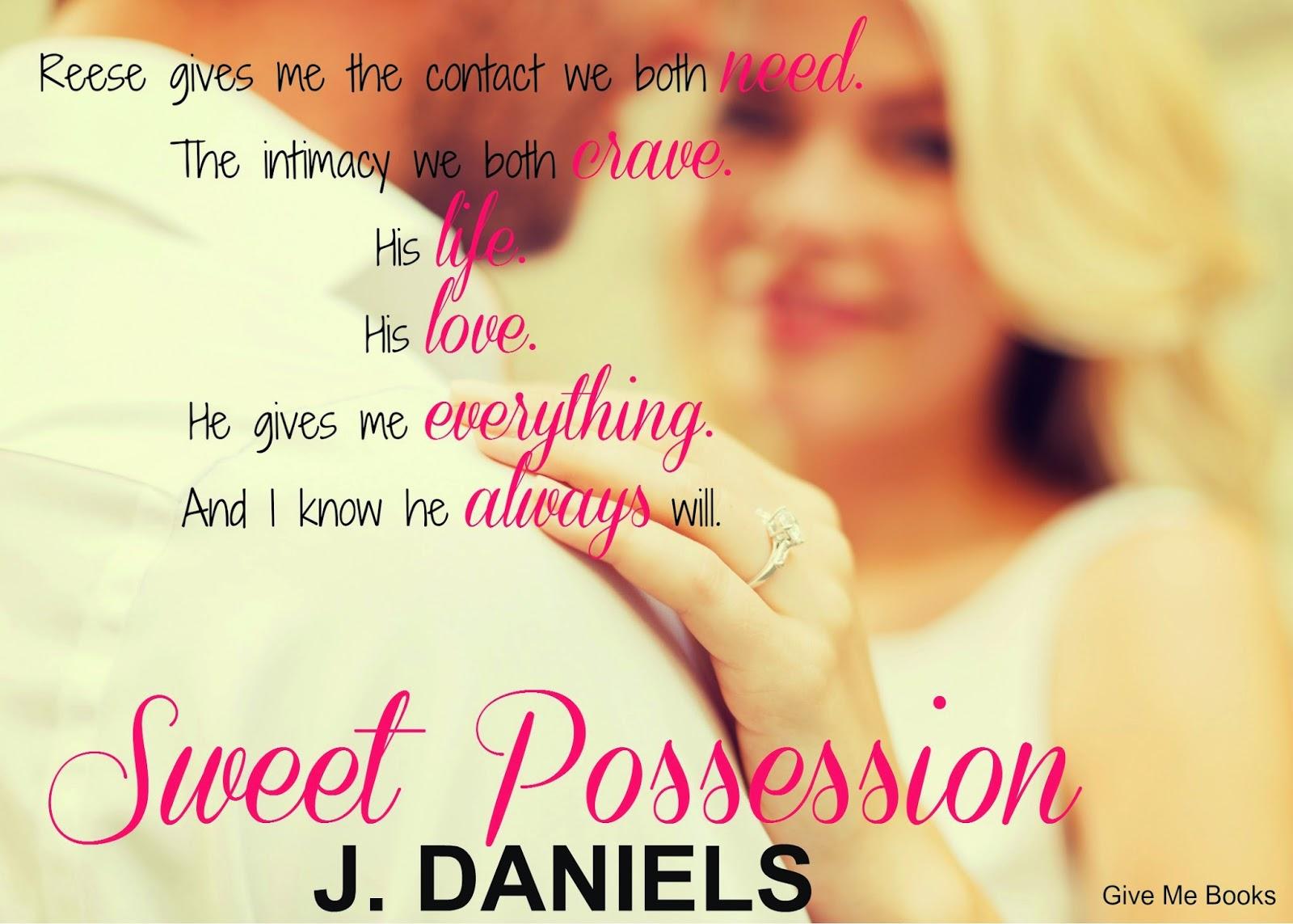 Sweet Possession Pdf