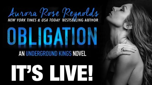 obligation it's live