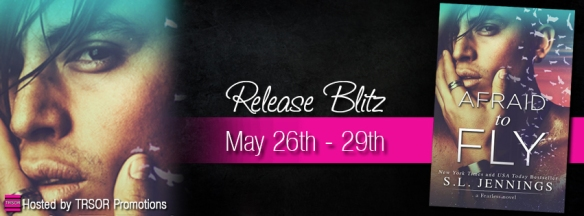 afraid to fly release blitz