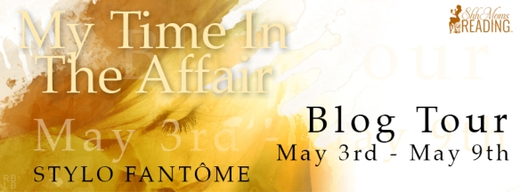my time in the affair blog tour