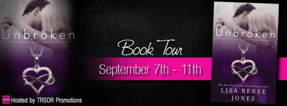 broken book tour