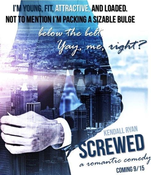 Screwed blurb teaser
