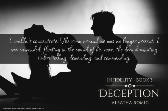 DECEPTION - SUSPENDED