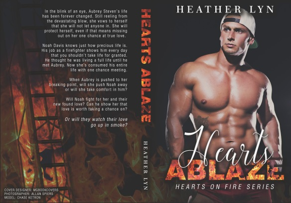 Hearts Ablaze Paperback